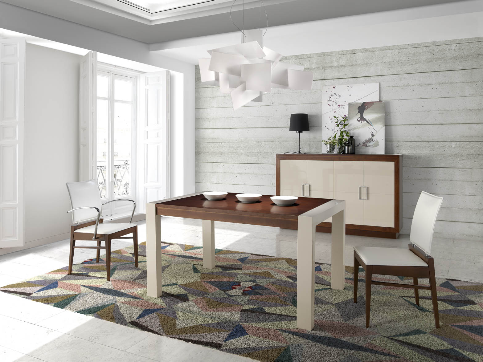 Muebles, mesas y sillas